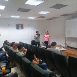 """Curso """"Predeparture Training"""" a alumnos de la Unidad Académica BIS"""