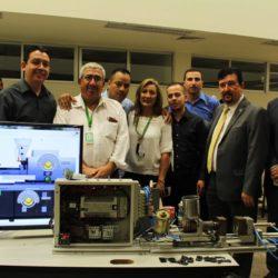 Alumnos de Mantenimiento Industrial presentan Proyectos Integradores