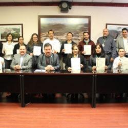 Entrega de certificados de Auditor Interno