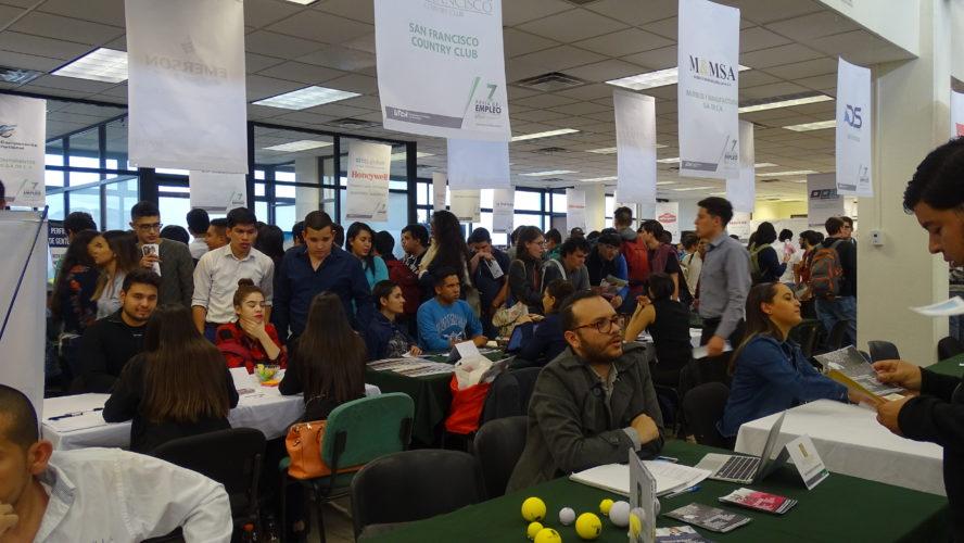 7ma Feria de Empleo, Prácticas y Estadías