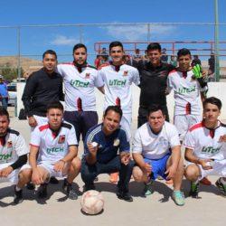 """Los Merazzinis"" Campeones del Torneo Intramuros matutino"