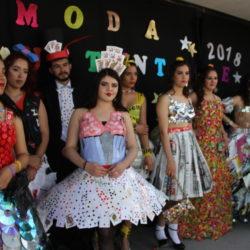 Concurso de Moda Sustentable en la UTCH
