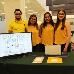 Exponen destacados proyectos alumnos de la UTCH
