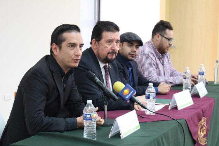 Ofrecen Rueda de Prensa para el lanzamiento oficial del Premio Estatal de Emprendimiento Social 2018 en la UTCH