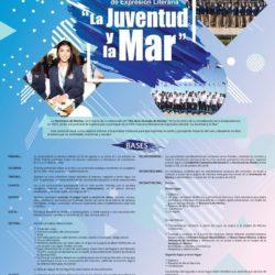 Secretaría de Marina convoca al XVIII Concurso Nacional de Expresión Literaria