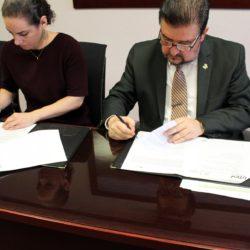 Firma UTCH convenio con el Servicio Nacional de Empleo