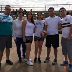 Inicia el Torneo Intramuros de Voleibol Mixto en la UTCH