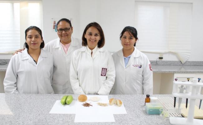 Maestros y estudiantes mexicanos utilizan el plátano macho para combatir el cáncer de colon
