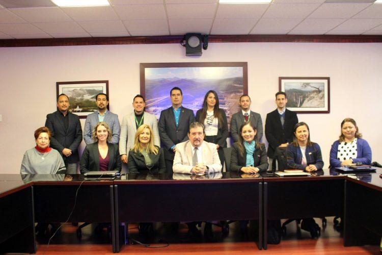 Concluye coevaluación de la UT El Retoño a la unidad bilingüe de la UTCH