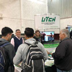 UTCH presente en Expo Vocaciones