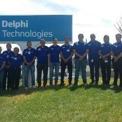 ESTUDIANTES DE LA UNIVERSIDAD TECNOLÓGICA DE CHIHUAHUA PRESENTES EN EL LEAN CHAMPIONSHIP DELPHI