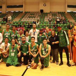 Grandes logros de los Cazadores de la UTCH en Encuentro Nacional Deportivo y Cultural