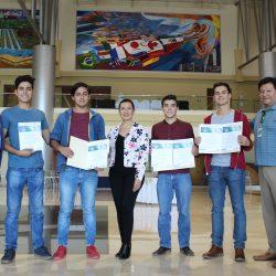 CAZADORES PRIMEROS LUGARES  EN 1ER CONGRESO NACIONAL DE INVESTIGACIÓN CIESPN