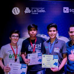 2do y 3er Lugar para la UTCH en la IX Liga Latinoamericana de robótica en competencia Robomatrix 2019.