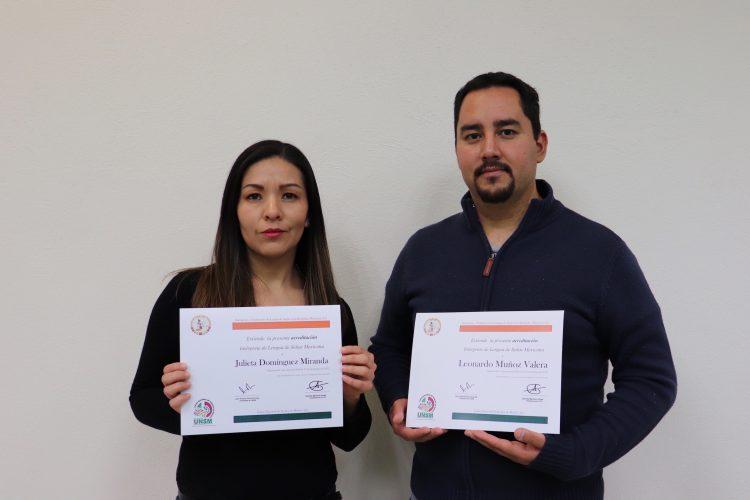 Intérpretes de Lengua de Señas Mexicana entre los  acreditados en Foro Nacional