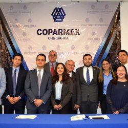 Impulsa COPARMEX a estudiantes emprendedores de la UTCH