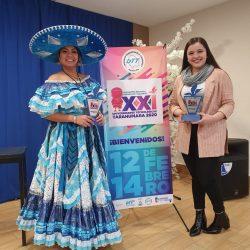 Gran representación de estudiantes de la UTCH en encuentro deportivo y cultural
