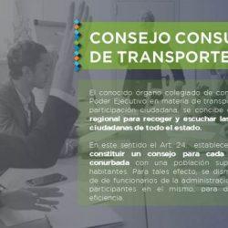 Nueva Ley de Transporte impulsa la participación ciudadana y Consejos Consultivos Regionales