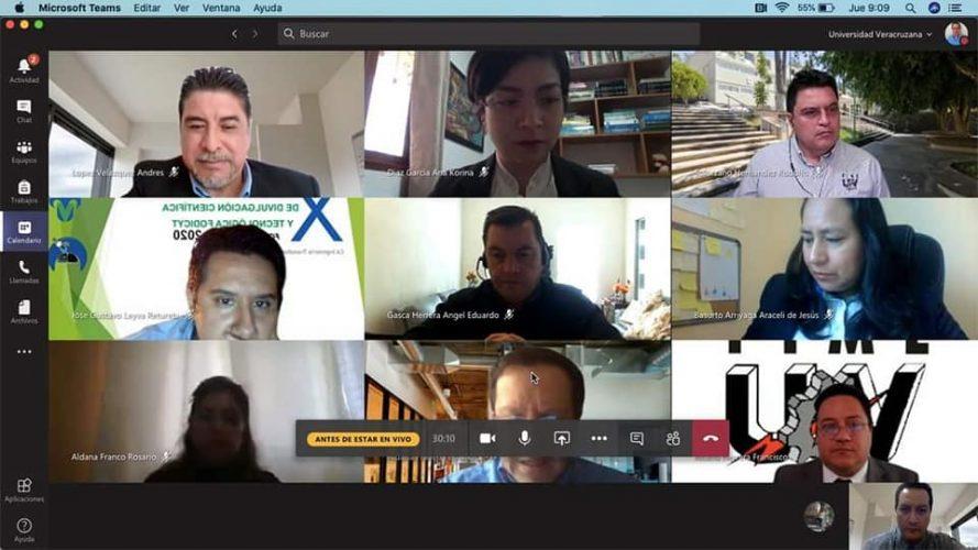 Docente de la UTCH presente con ponencia en el X Foro Internacional de Divulgación Científica y Tecnológica FODICYT 2020, formato virtual.