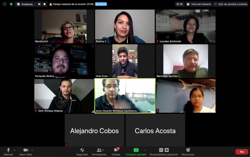 Realizá UTCH celebración virtual por el Día Nacional del Libro