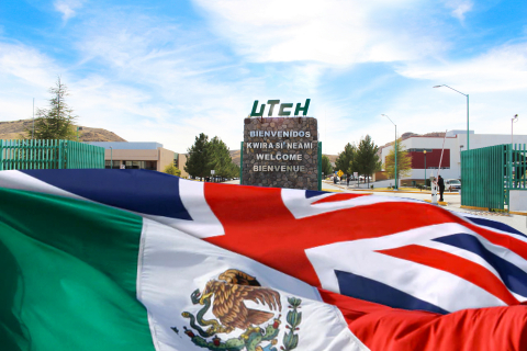Se une Universidad Tecnológica de Chihuahua a programa del gobierno británico