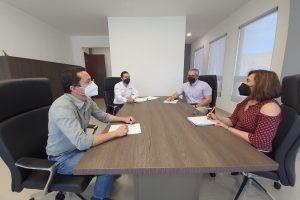 Se reune Comité de Protocolo Interno de Seguridad e Higiene