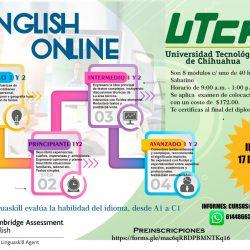 Apertura UTCH diplomado de English Online