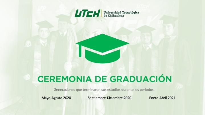 INFORMACIÓN CEREMONIA DE GRADUACIÓN 2020-2021